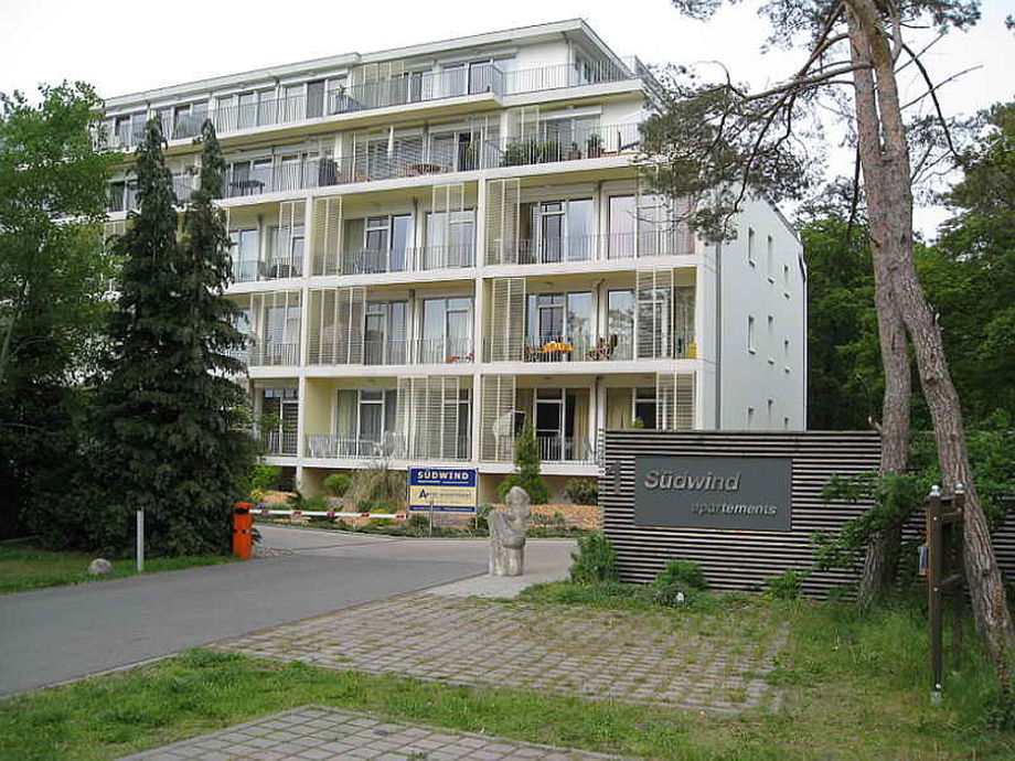 Apartmenthaus Südwind