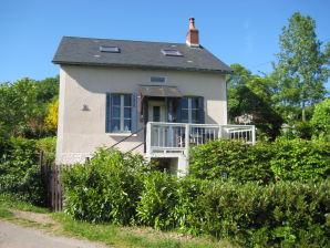 Ferienhaus l'Oiseau in der Morvan-Burgund
