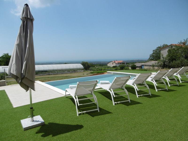 Ferienwohnung Apartment Franka mit Swimmingpool