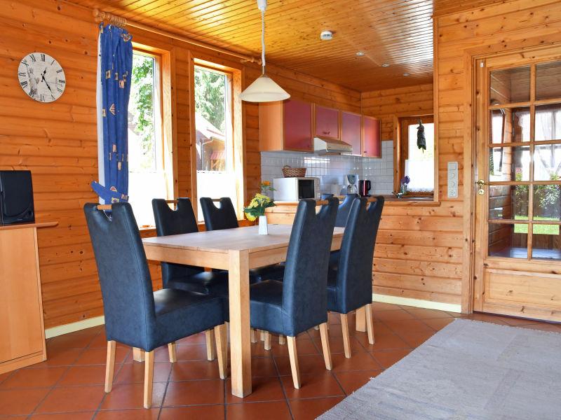 Ferienwohnung Ferienhaus 46 Blauvogel