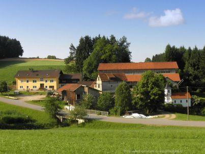 Kinderbauernhof und Familienbauernhof Bayerischer Wald