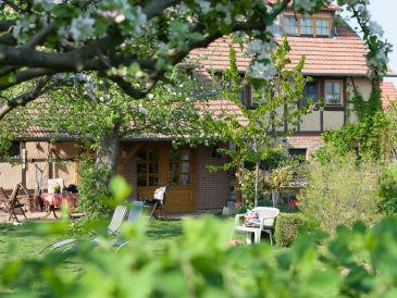 """Ferienhof """"Sell's Scheune"""" - Gartenwohnung"""