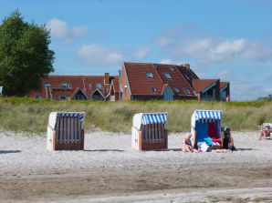 Holiday apartment Ostsee-Strandburg