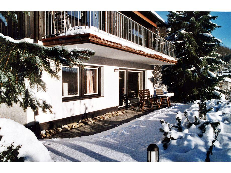 Fewo Rodeland Winter
