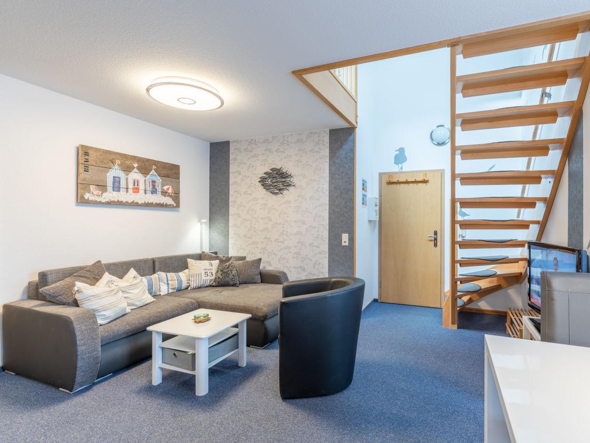 Ferienhaus Haus Seewind Wohnung 3, Duhnen, Firma Heinemann ...