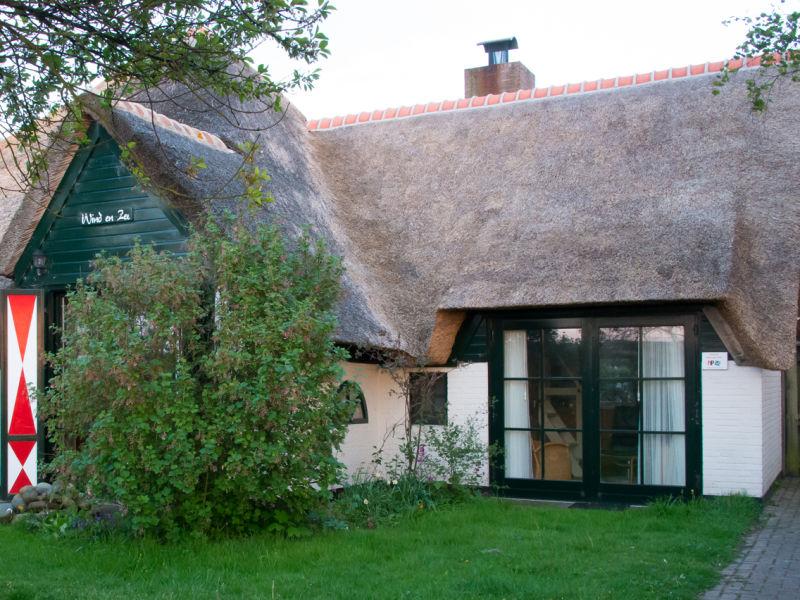 Holiday apartment Wind en Zee, Texel