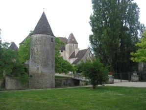 Gästezimmer Chateau de Chorey