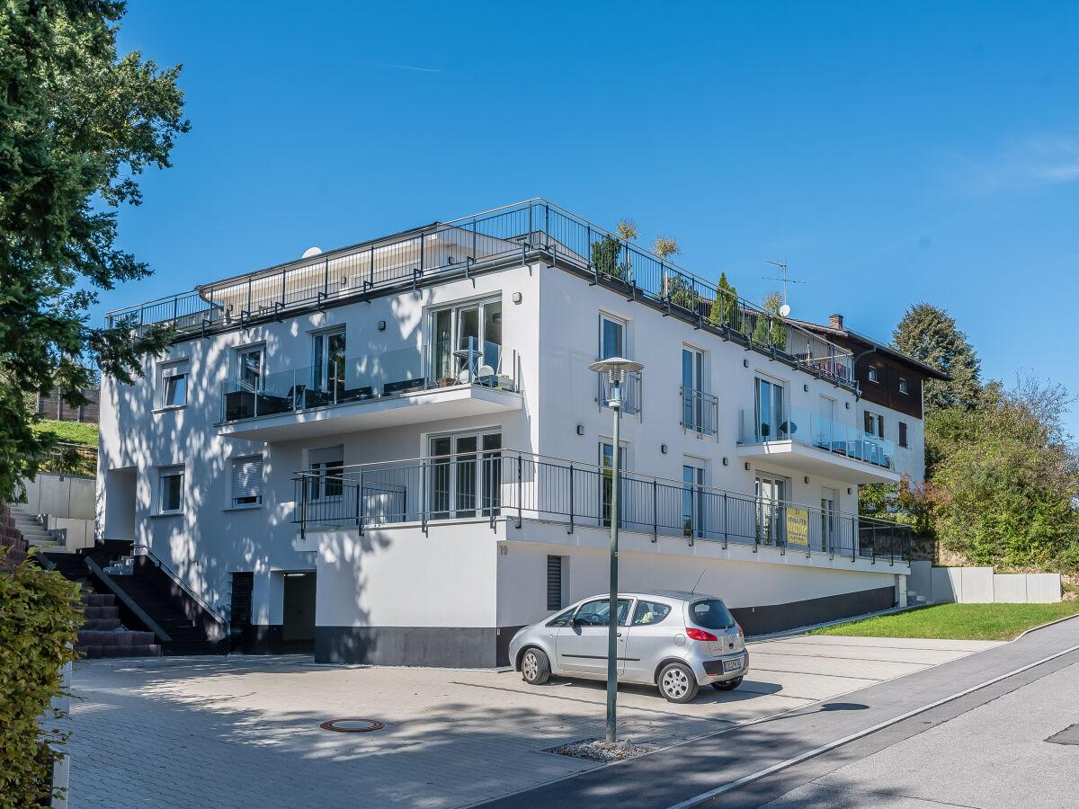 Ferienwohnung Luxus Penthouse Bad Griesbach Frau Sabine Anders