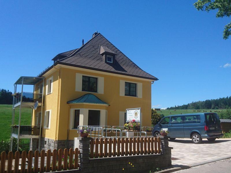 Rollstuhlferienhaus Erzgebirge