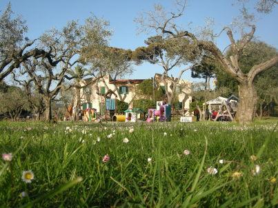 Villaggio Azzurro im Privatpark