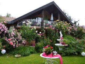 Ferienhaus Rosengarten Ferienwohnung Rosenduft
