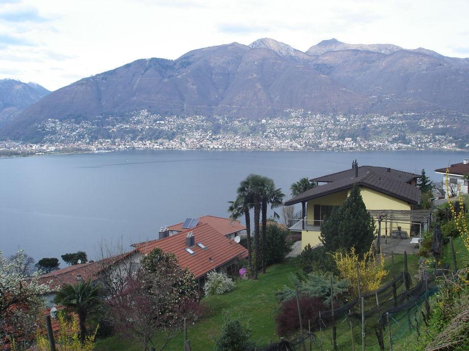 Casa Studer am Lago Maggiore mit Locarno