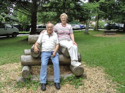 Ihr Gastgeber Josef  und Hiltrud Oppenhaeuser