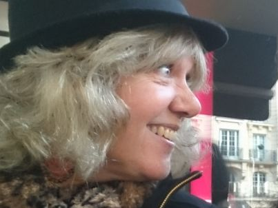 Your host Julie-Elaine Mergen Lattimore