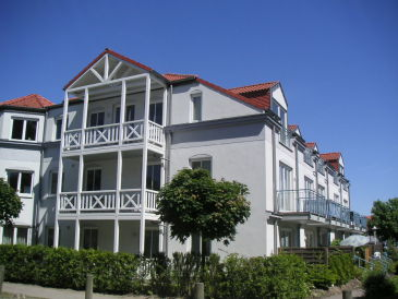 """Holiday apartment """"Am Stadtwald"""""""
