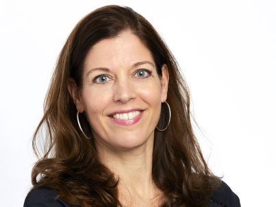 Your host Helene van Vliet