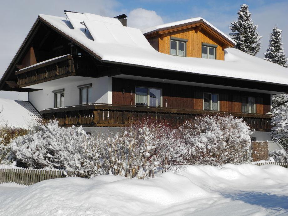 Willkommen im Winterurlaub