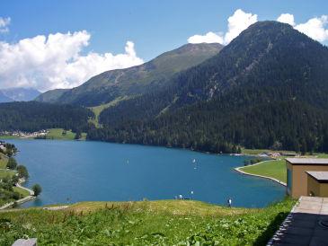 Chalet vue au lac