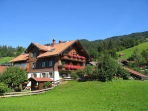 Ferienwohnung Rauhorn im Gästehaus Wittwer