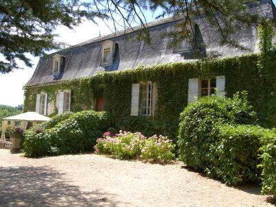 Domaine Le Peyrou, Haupthaus