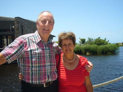 Ihr Gastgeber Axel und Sabine Schultz