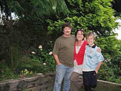 Ihr Gastgeber John & Monika Bermingham