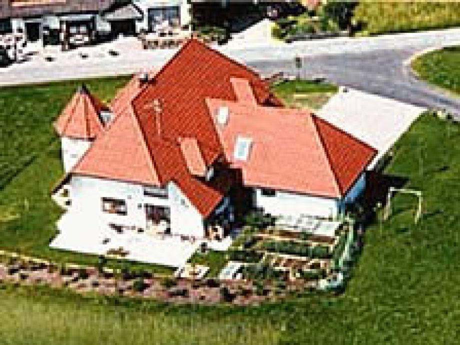 Außenaufnahme Haus Fichter