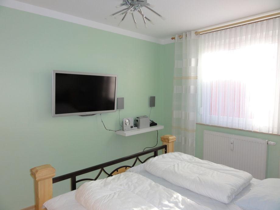 Schlafzimmer Kein Tv Anschluss : Ferienwohnung Feriendomizil am Strand  Erholung pur, Darss, Osts