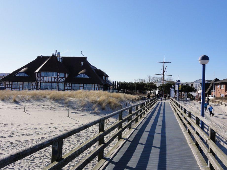 Esstisch Zingst ~ Ferienwohnung Feriendomizil am Strand  Erholung pur, Darss, Osts