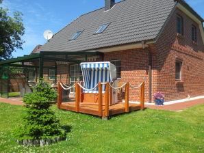 Ferienhaus | Friesenhaus Deichperle