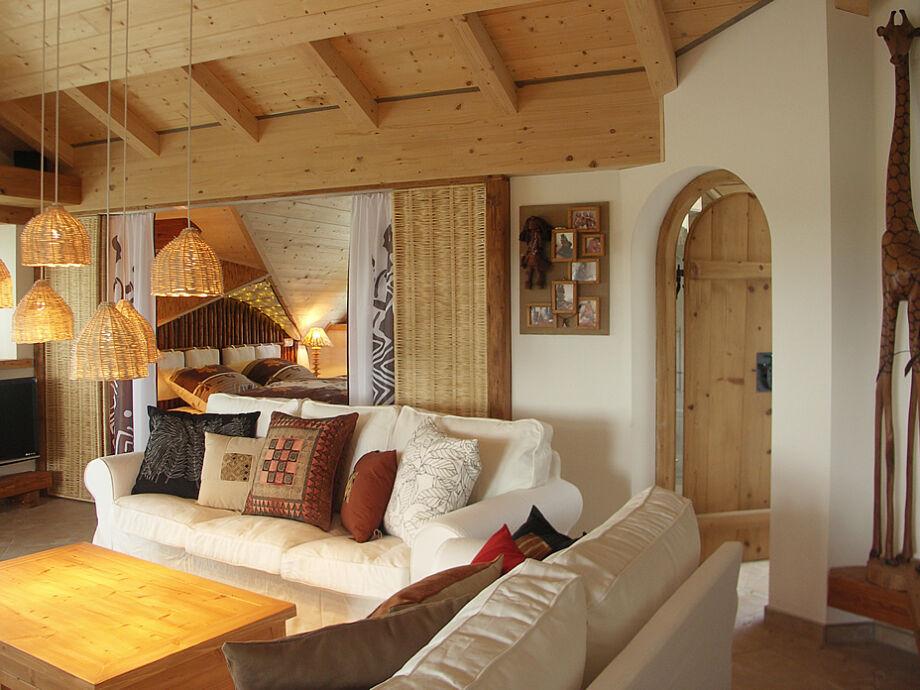 afrikanisches wohnzimmer ideen kreatif von zu hause. Black Bedroom Furniture Sets. Home Design Ideas