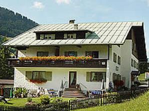 Ferienwohnung im Gästehaus Tannegg