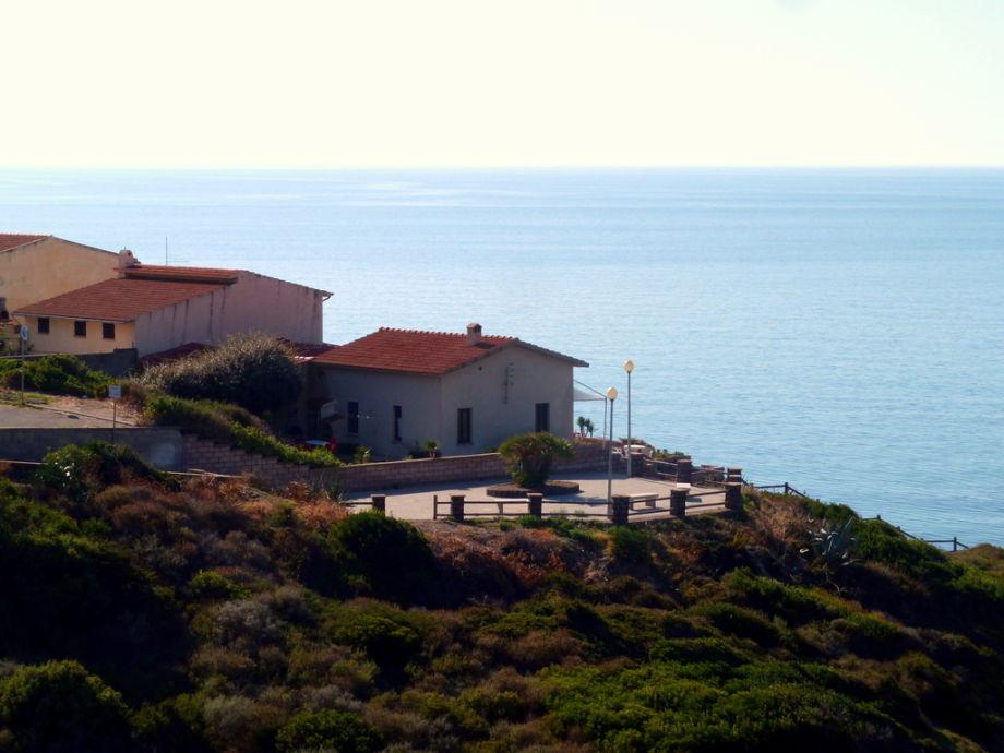 Fischerhaus Domenico am Meer