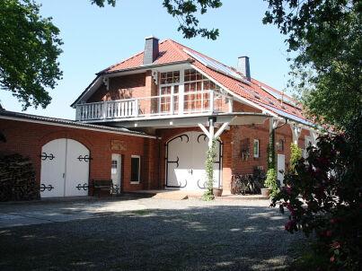 auf dem Reiterhof Elbetal - Familie Gellert