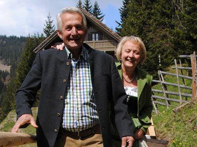 Ihr Gastgeber Karl u. Herta Weber