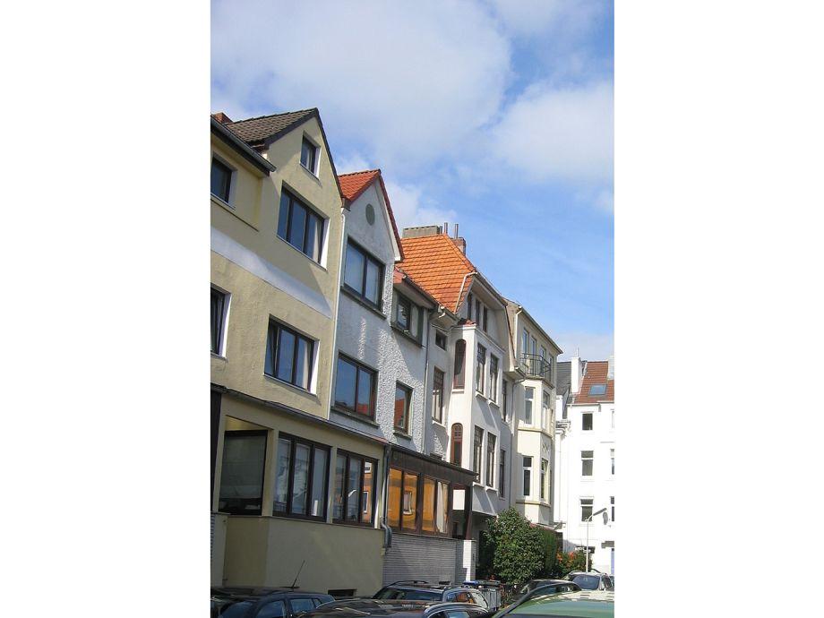 Altbremer Häuser/sehr gute Gegend