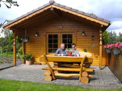 Ihr Gastgeber Marianne & Willy Mohr