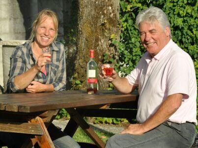 Ihr Gastgeber Marc & Jacqueline Receveur - van der Grinten