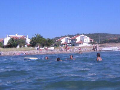 Ferienhaus direkt am Meer in Cesme
