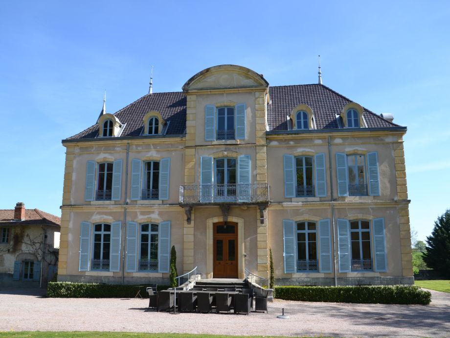 Ferienhaus Chateau Les Bardons / Schloss, Rhone-Alpes - Firma Les ...