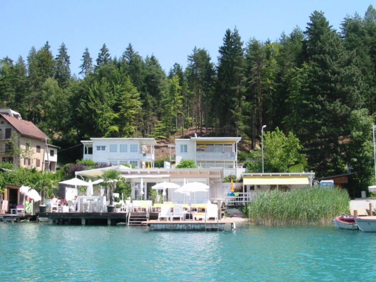 Ferienwohnung am faakersee egg am faakersee firma ville for Ferienwohnung am see