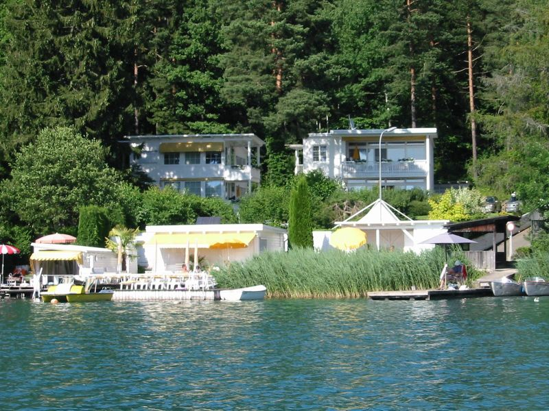 Holiday apartment by the Lake of Faak