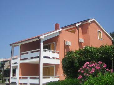 Holiday apartment Kovacika - direct at sea with view on the bay