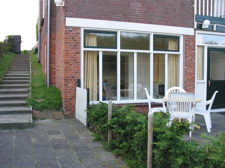 Terrasse Apartement A
