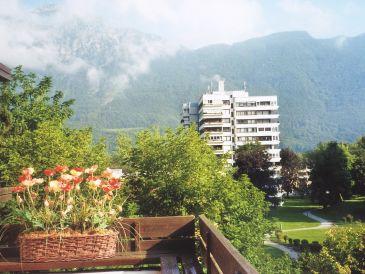 Ferienwohnung Liane mit Bergblick!