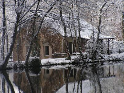 Maison L'Etang (ehemalige Mühle)