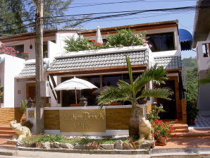 Pension Naithon Beach Villa