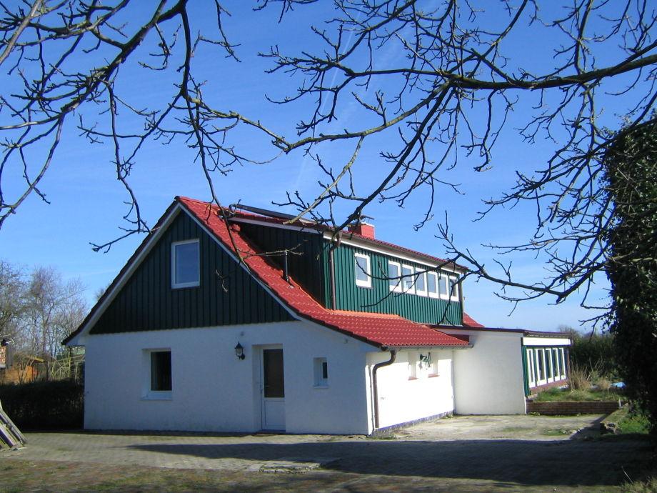Ferienhaus mit Wintergarten und Kamin