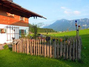 Ferienwohnung BIO-Blockhaus Dufter