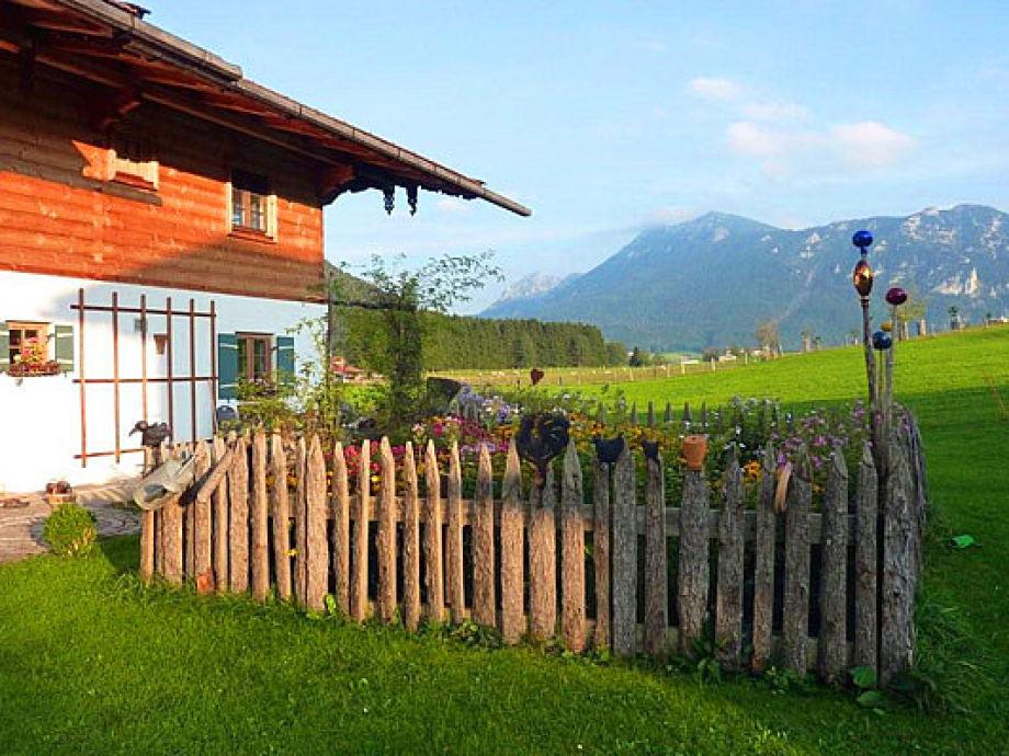 Ferienwohnung Bioblockhaus Dufter